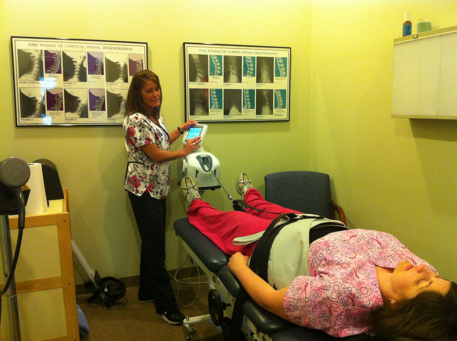 Tour The Office Chiropractor Loveland Oh